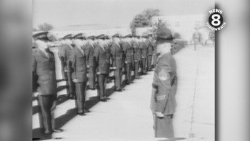 News 8 feature on Marine Corps Recruit Depot San Diego in 1965