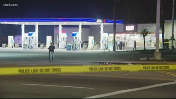 Man stabbed to death outside Carlsbad gas station