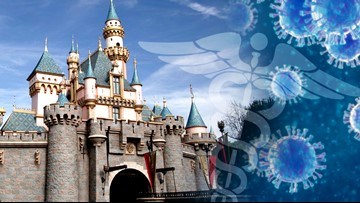 Teen with measles visited Southern California tourist spots including Disneyland, Universal Studios