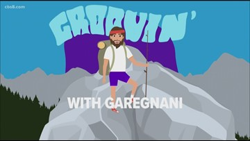 Groovin' with Garegnani: Annie's Canyon Trail