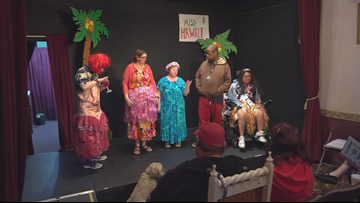 STARS Program for developmentally challenged actors putting on one-of-a-kind production