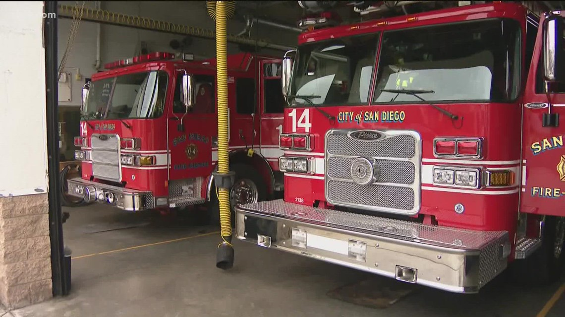 Fire department struggles to fill shifts because exhausted firefighters are turning down overtime