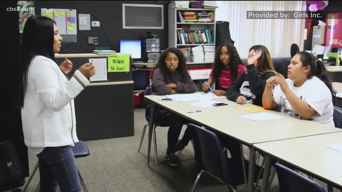 Young San Diego girls planting 'seeds of change' through social justice ideas