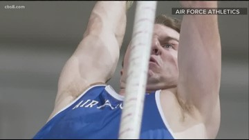 Mt. Carmel alum and pole vaulter has eye on Olympics