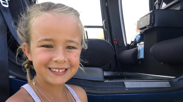 6-year-old girl saves lost 71-year-old man with Alzheimer's