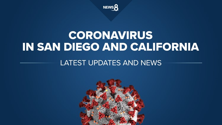 Coronavirus in San Diego and California: Latest updates and news