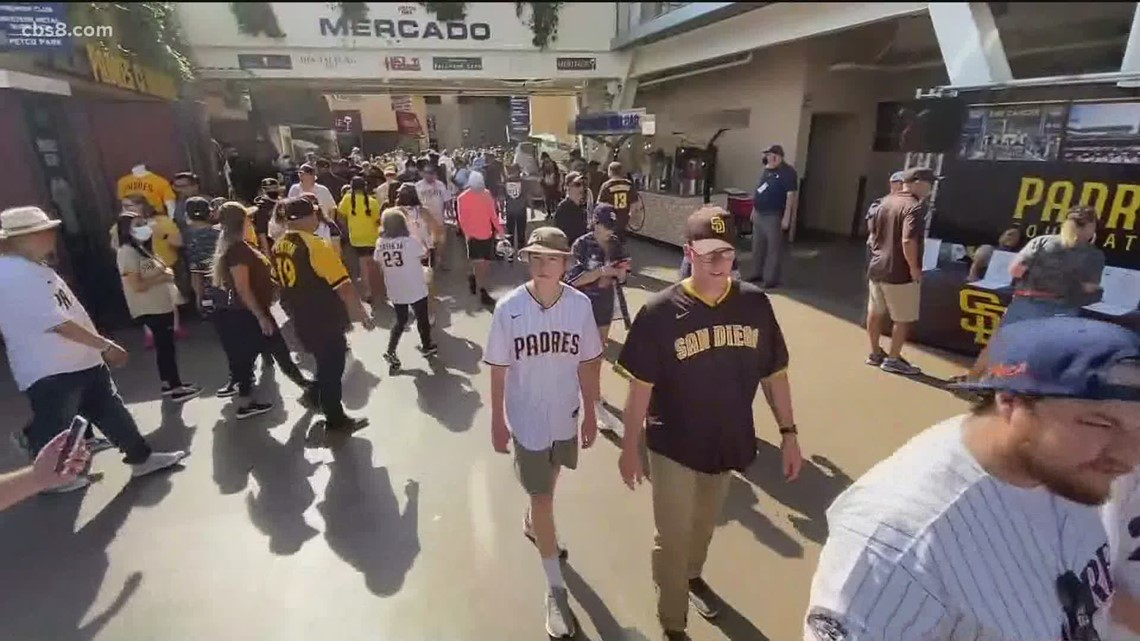 Padres fans treated to a win on Petco Park's Reopening Day