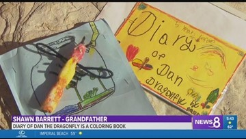 Young boy writes 'thank you' book to benefit Rady Children's Hospital