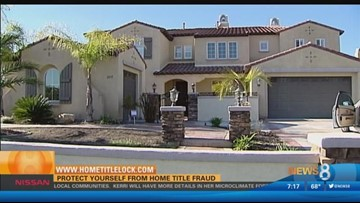 Admirable Former Fbi Agent Warns Of Home Title Fraud Cbs8 Com Interior Design Ideas Gresisoteloinfo
