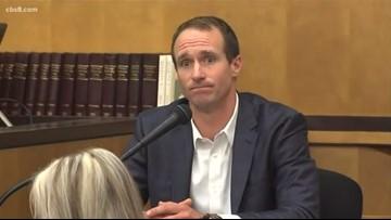 Civil trial begins between Drew Brees and La Jolla jeweler