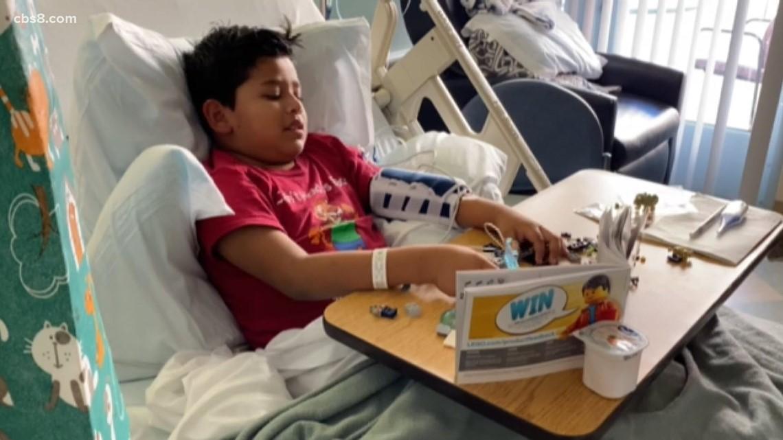 San Diego boy treated for MISC, rare COVID related illness