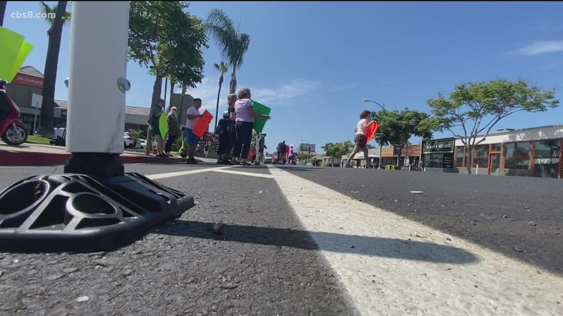'Save 30th Street Parking' rally held Friday morning