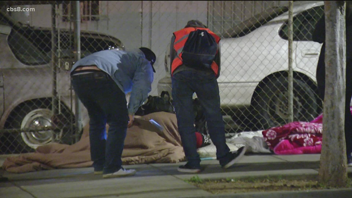 San Diego city & county leaders join forces to tackle homelessness crisis