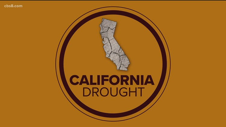 CA drought conditions go from bad to worse with early heat wave