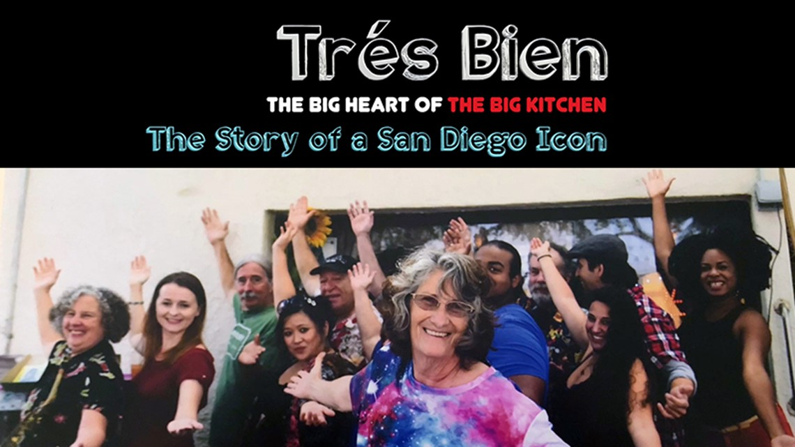 Tres Bien: The Big Heart of the Big Kitchen\': an example of activism ...