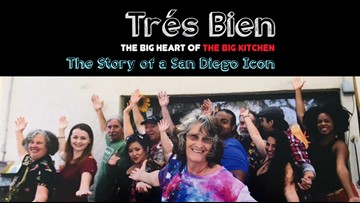 'Tres Bien: The Big Heart of the Big Kitchen': an example of activism and compassion
