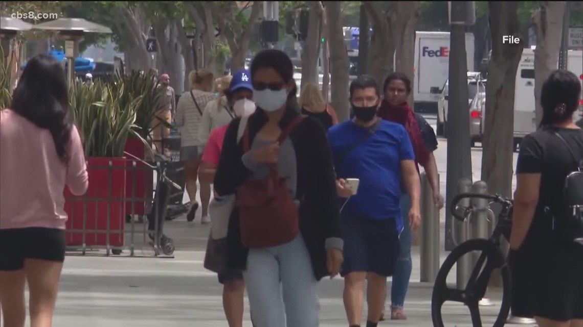 California expects to end most mask mandates June 15