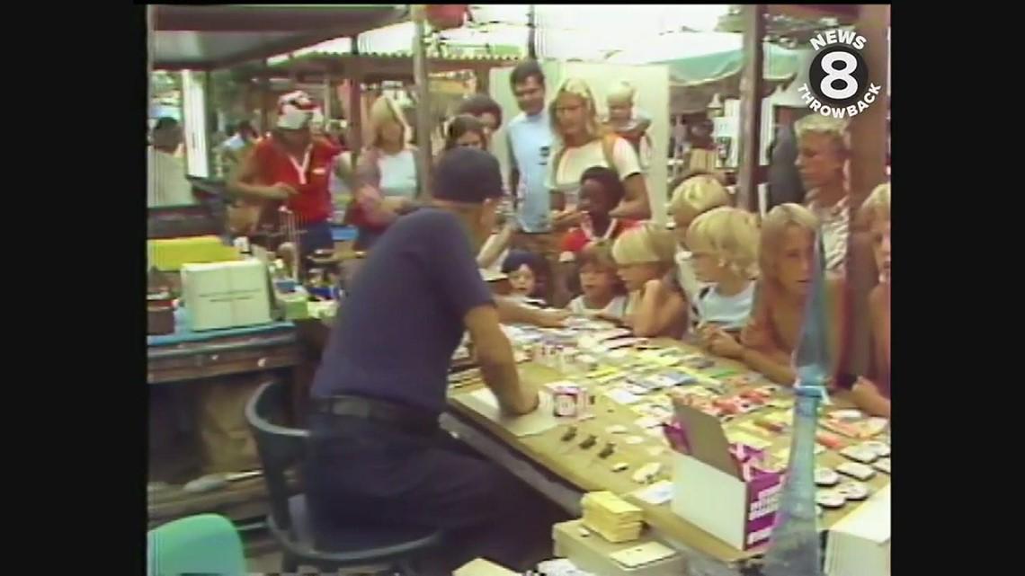 Leucadia flea market 1979