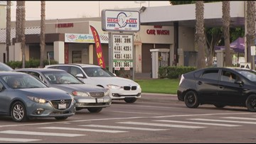 What to expect from gas prices in San Diego ahead of Thanksgiving holiday travel