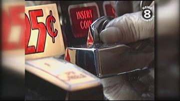 News 8's Larry Himmel features Las Vegas in 1993