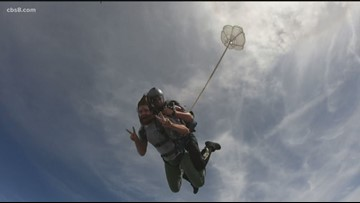 Groovin' with Garegnani: Up in the air with SkyDive San Diego