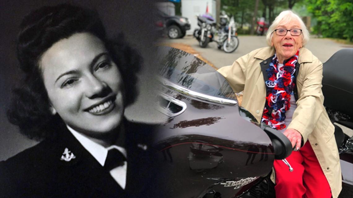 Happy birthday to a hero: Only woman on Honor Flight San Diego celebrating 100th birthday