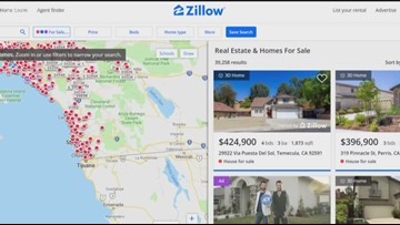 Zillow to enter San Diego housing market