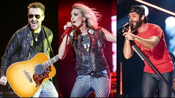 The gang's all here! Stagecoach Festival 2020 lineup has Carrie Underwood, Eric Church, Thomas Rhett as top names