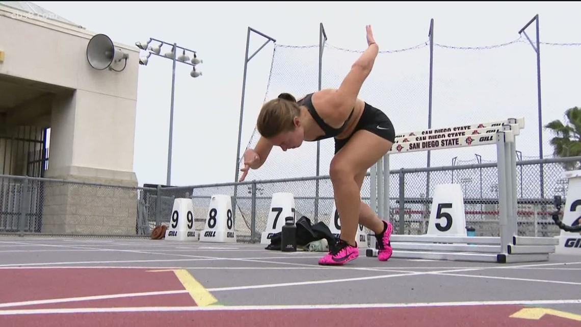 SDSU adapted athletics program helping challenged athletes