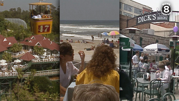 News 8 Throwback: Summertime restaurant series with the Unknown Eater 1993