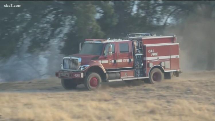 San Diego County leaders emphasize wildfire preparedness