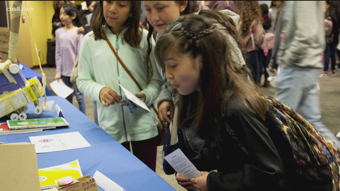 Fleet Science Center helps inspire young women to learn more about STEM