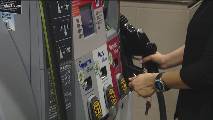 'I'm going to try and not go anywhere': California's gas tax increases again on July 1