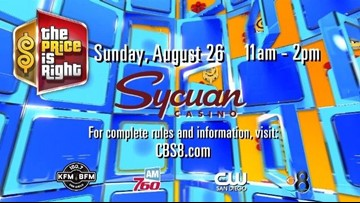 The Price is Right Auditions: Sunday, August 26, 2018