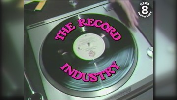 News 8 series on the record business in 1981