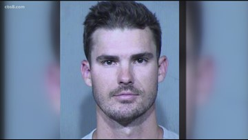 911 call released after San Diego Padres player breaks into Arizona home