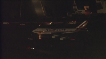 Plane carrying U.S. citizens from China to arrive at MCAS Miramar