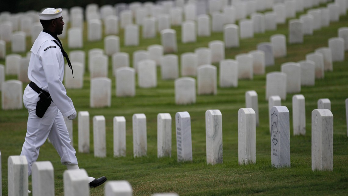 San Diego Memorial Day ceremonies to be live-streamed Monday