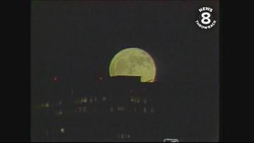 20th anniversary special on Apollo 11 moon landing that aired in 1989