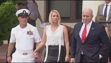 Fellow SEALs say chief shot girl and old man