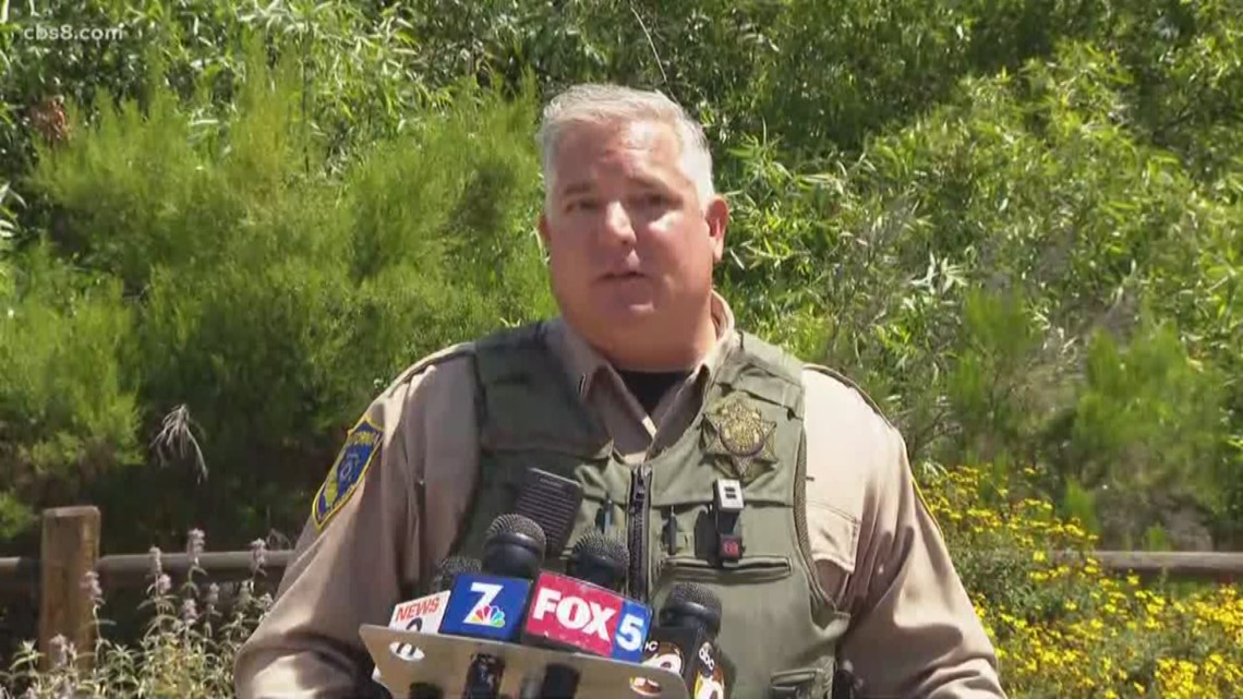 Authorities kill mountain lion suspected of attacking child in Rancho  Penasquitos canyon