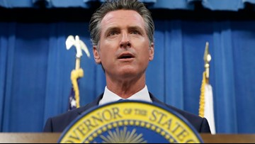 California Gov. Gavin Newsom signs law to limit shootings by police