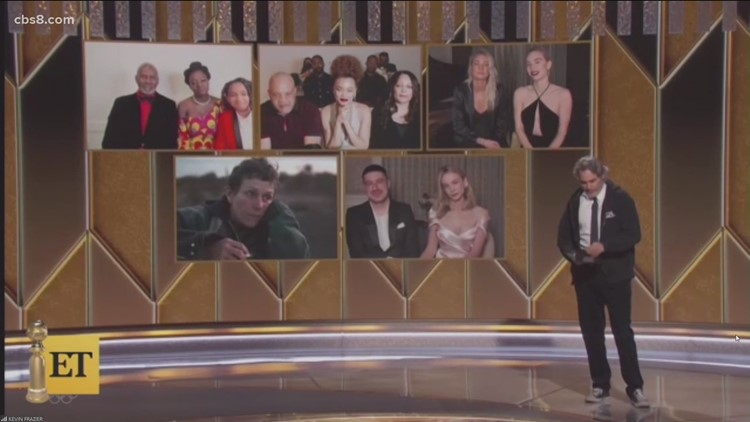 Golden Globe Awards: Definitely a different award season
