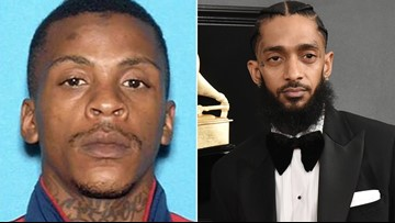 Rapper Nipsey Hussle's Alleged Shooter Is Captured After Manhunt: Report