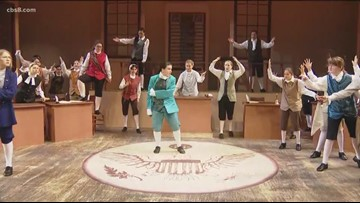 Jewish Community Center putting on 1776 The Musical with all female cast