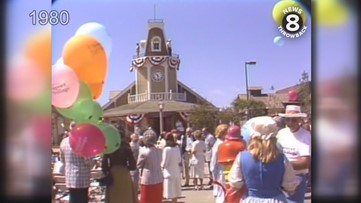 Seaport Village opens in Downtown San Diego in 1980