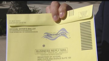 Early voting underway for March 3 Presidential Primary at registrar of voters, by mail ballot in San Diego