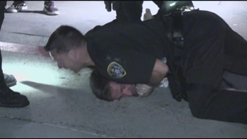 SDPD: Man fires rifle at bicyclist in Mission Beach