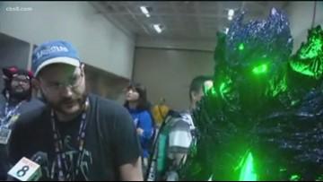 Costume fun for Comic-Con day 3