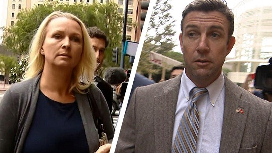 Gas Prices San Diego >> Wife of Rep. Duncan Hunter pleads guilty to misuse of ...